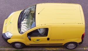 Citroën facteur